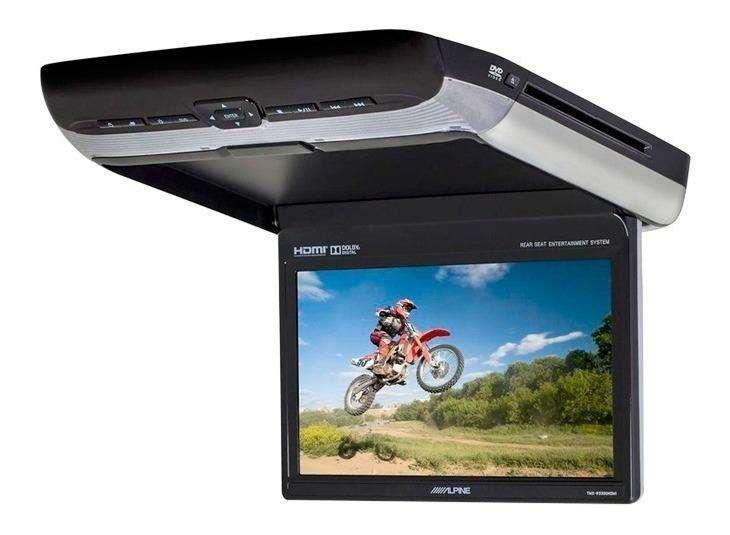 PANTALLA DE TECHO DE 10 PULGADAS REPRODUCTOR REPRODUCTOR DVD USB SD PARA CARROS PRECIO OFERTA 150 DÓLARES