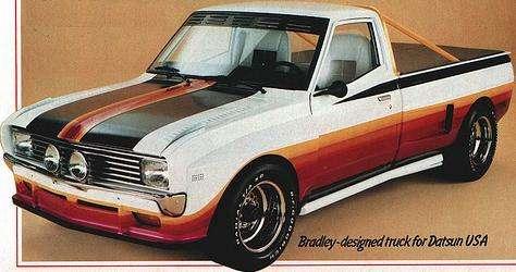 Datsun 620 del 72 al 79 Manual de Taller y Esquema Electrico