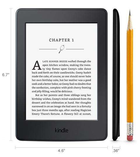 Kindle Paperwhite 7a Generacion Wi-fi 3g. Sellado