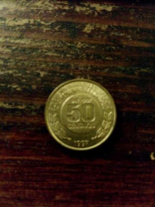 Moneda 50 Años Del Voto Femenino