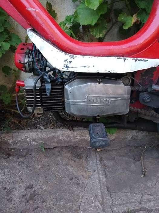 Ciclomotor Juki J2l