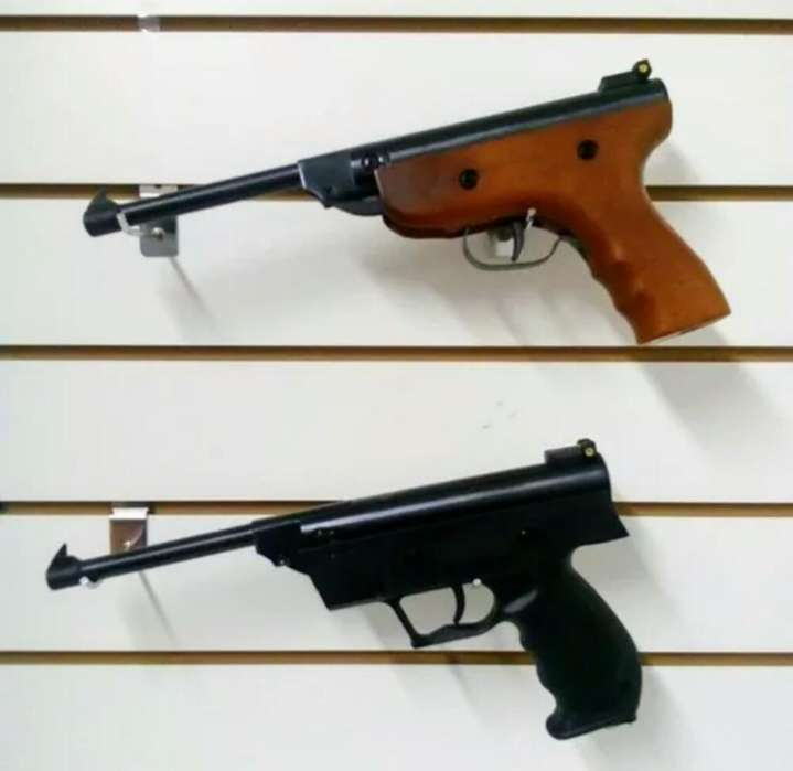 Pistola de Quiebre Aire Comprimido.