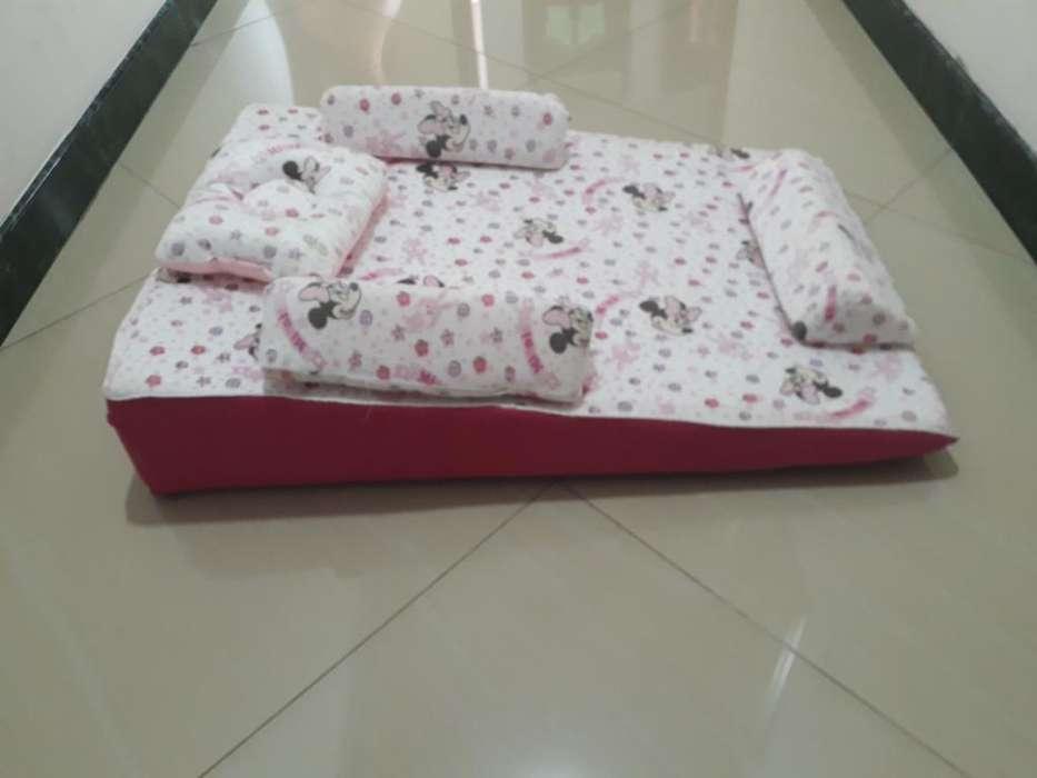 Colchón Anti Reflujo para Bebe