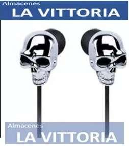 Audífonos de Calavera