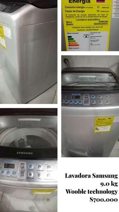 Lavadora Samsung 9kg