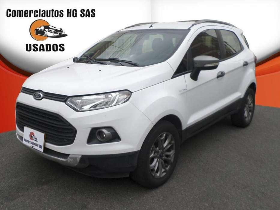 Ford Ecosport 2013 - 128000 km