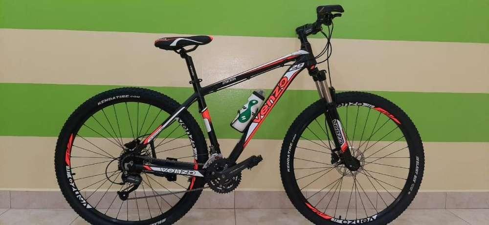 Bicicleta Venzo R29