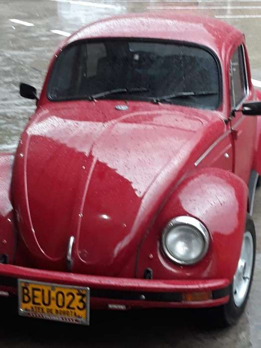 Volkswagen Escarabajo 1992 - 25000 km