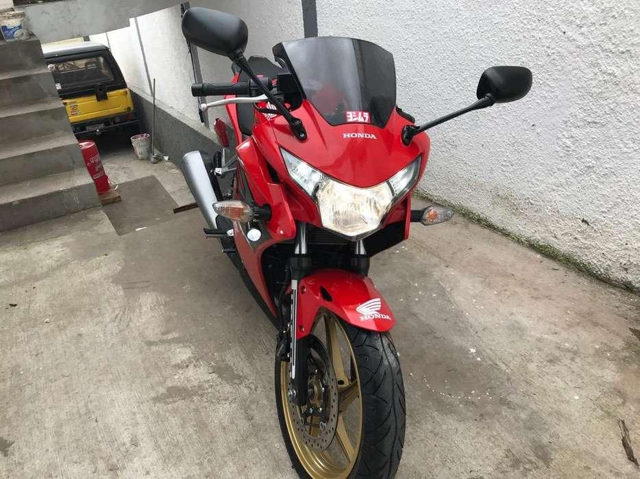 Homda Cbr 250 R 2016