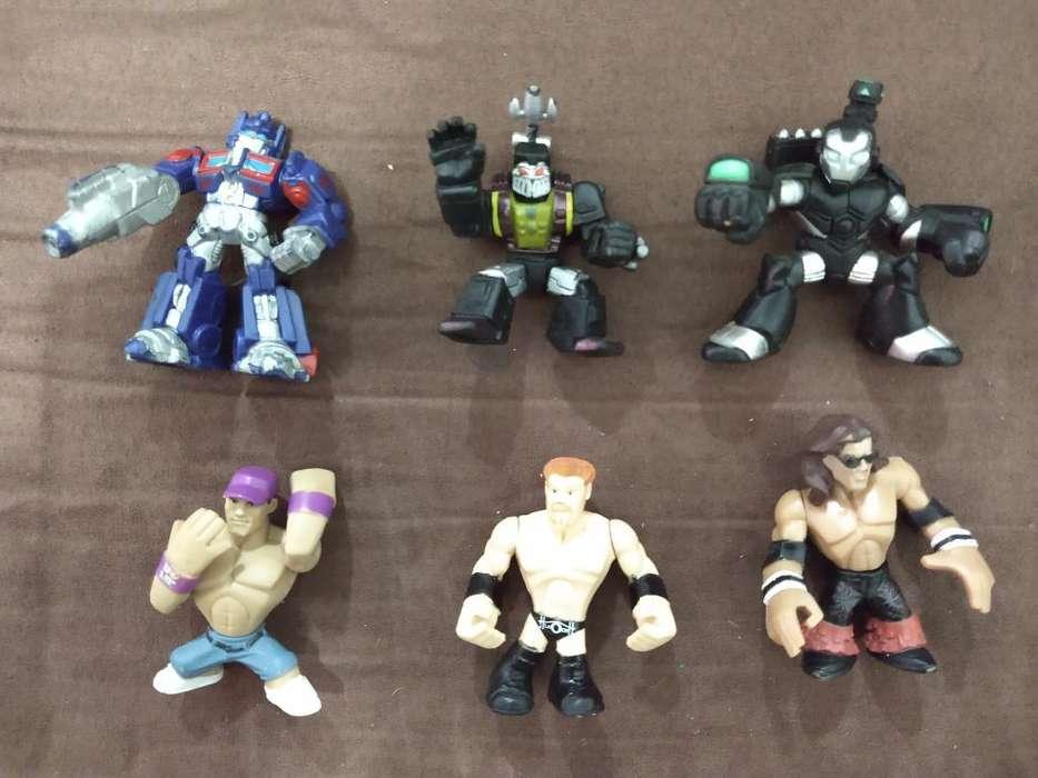 Wwe & Transformers
