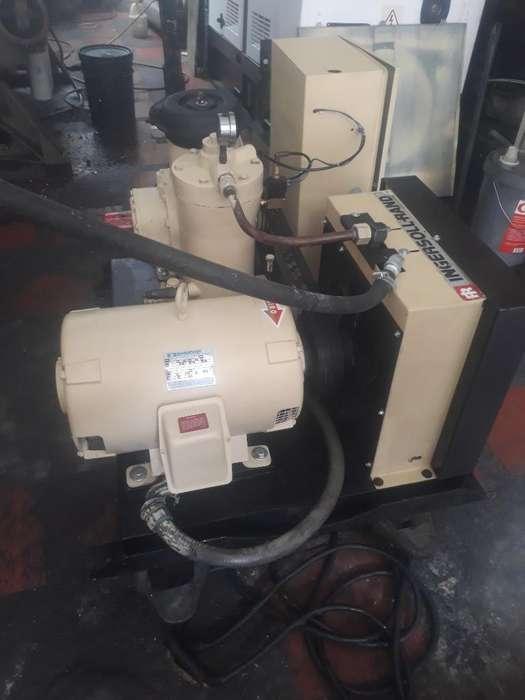 Compresor Ingersoll Rand 25hp 120cfm