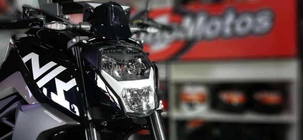 CF Motos NK 250cc 0km oferta conado