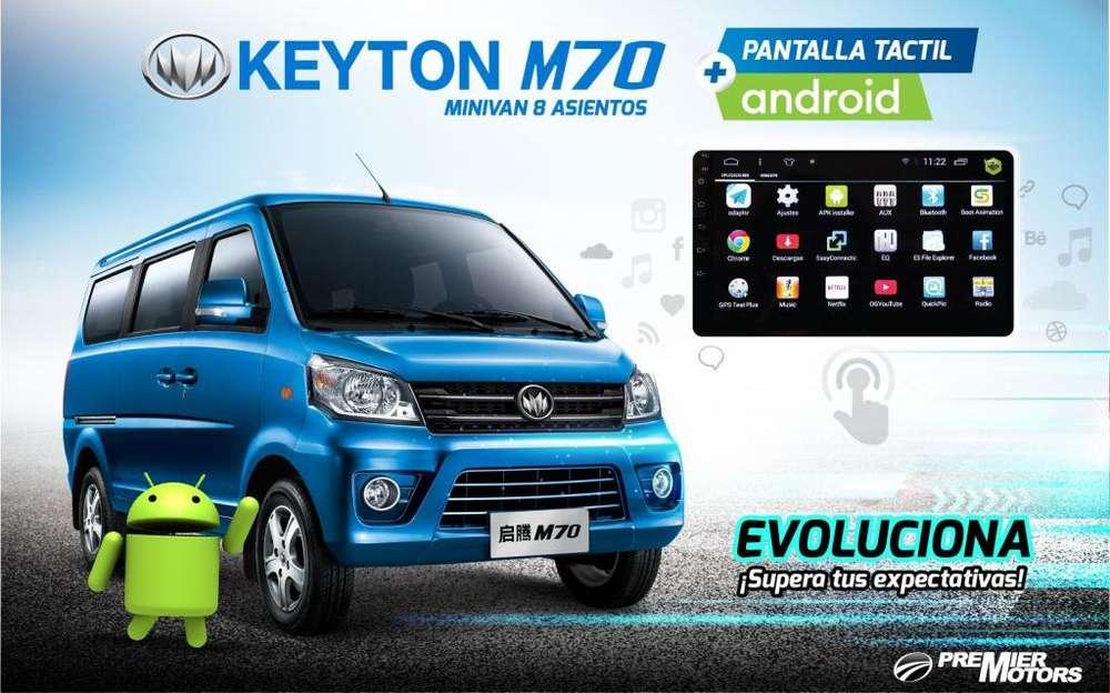 KEYTON M70 2019 - 0 km
