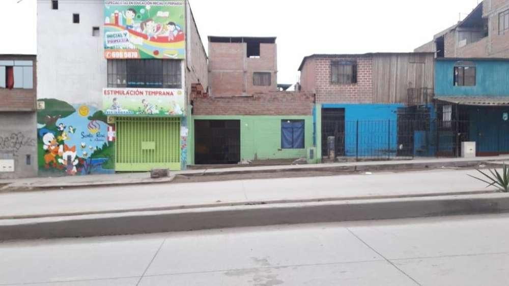 VENDO <strong>terreno</strong> EN VILLA EL SALVADOR