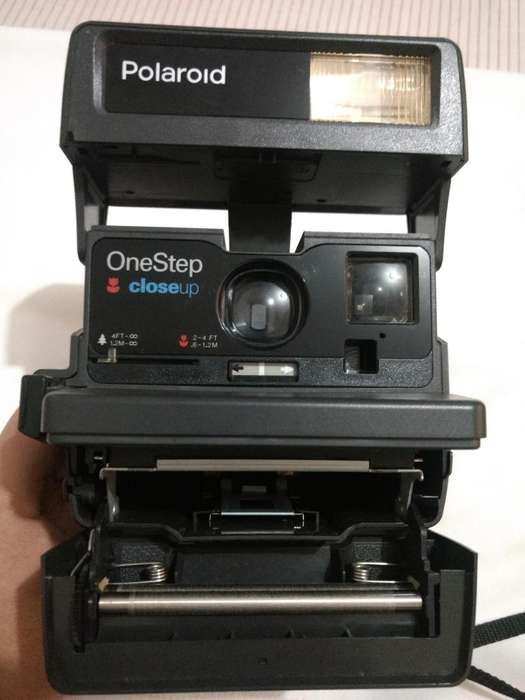 Cámara Polaroid Vintage Original