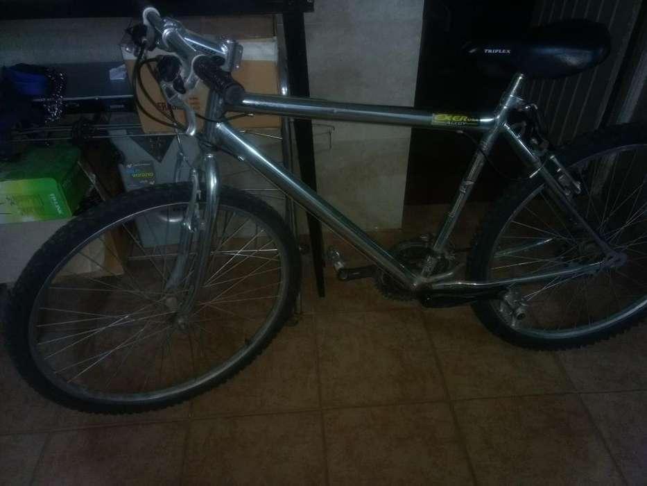 Vendo Bicicleta Rodado 27