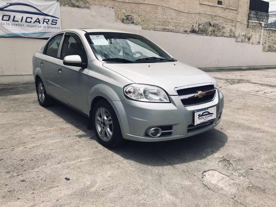 Chevrolet Aveo 2013 - 183000 km