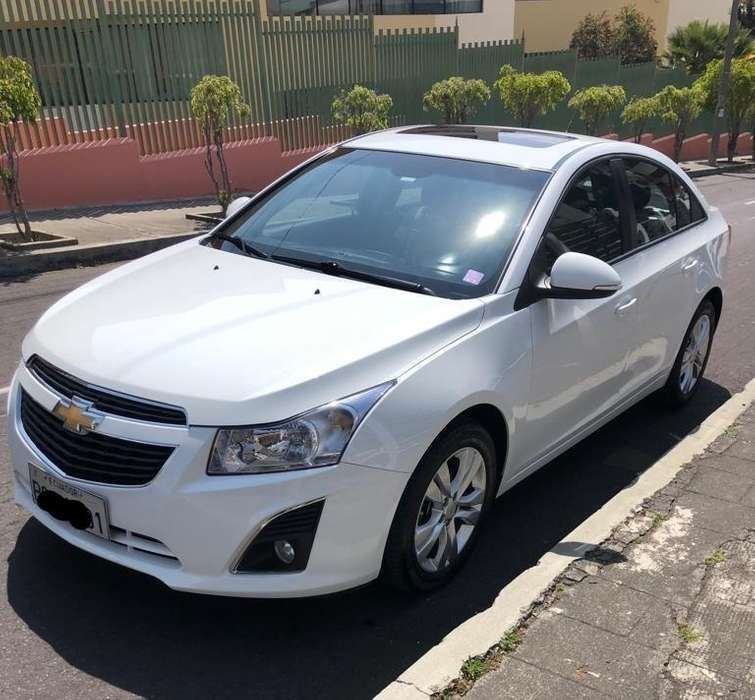Chevrolet Cruze 2015 - 72000 km