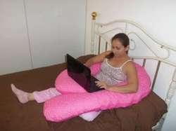 Almohada para Descanzo de Embarazo