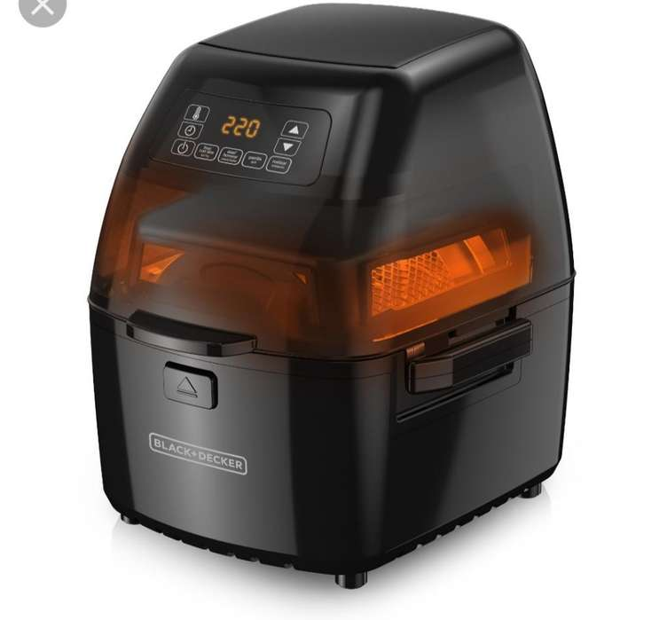 Air Fryer Premium Black And Decker