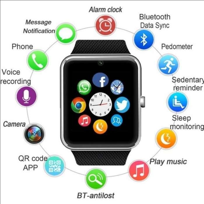 Oferta Especial Reloj Touch Inteligente