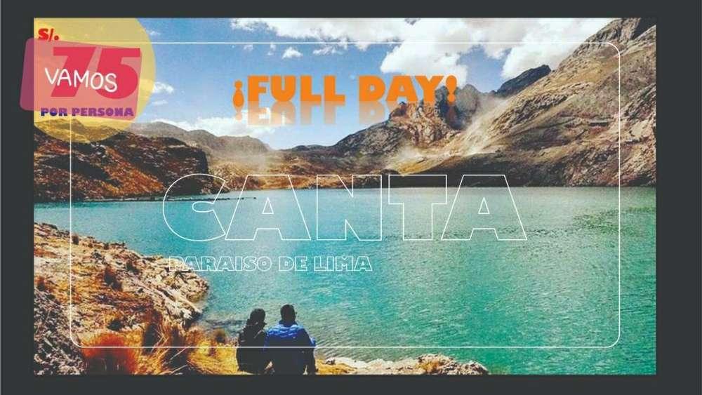 Full Day Turismo Canta Obrajillo Quives