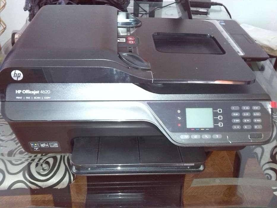 Hewlett Packard Officejet 4620 Impresora fotográfica
