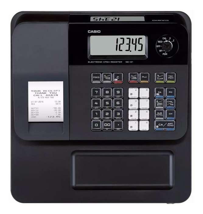 OFERTA Caja Registradora Casio Pcr-t273 S700 Para Negocios POS