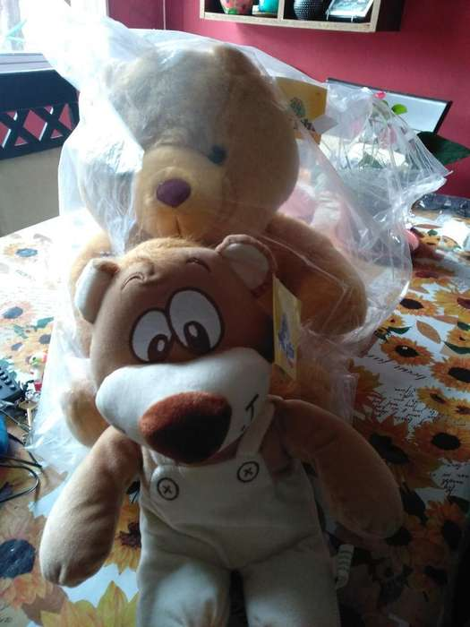 Peluches Phi Phi Toys