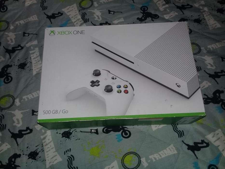 Xbox one slim 500 gb