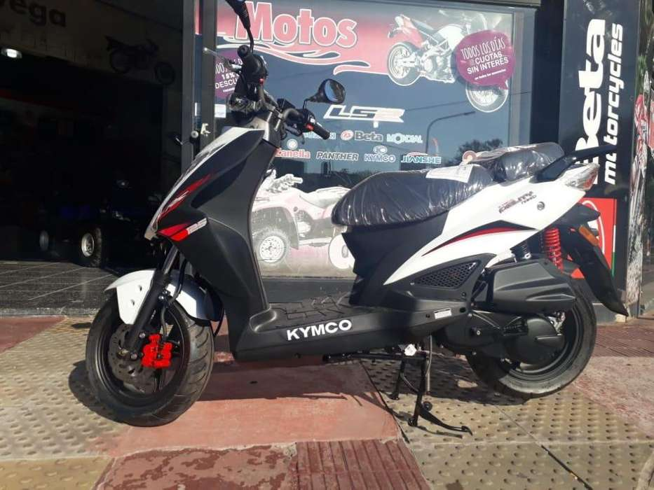 Moto Kymco Agility Rs 125 Naked Moto Scooter Motovega