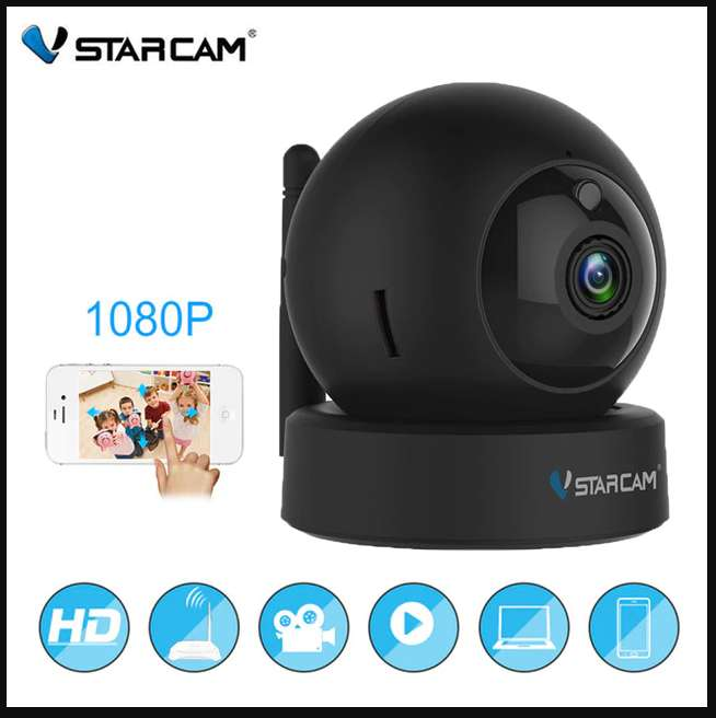 Vstarcam g43s interiores 1080p full hd
