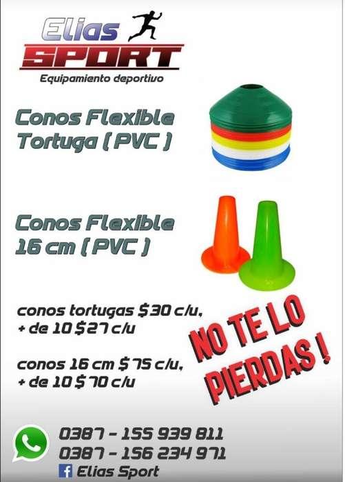 Tortuguitas Y Conos 16 Cm