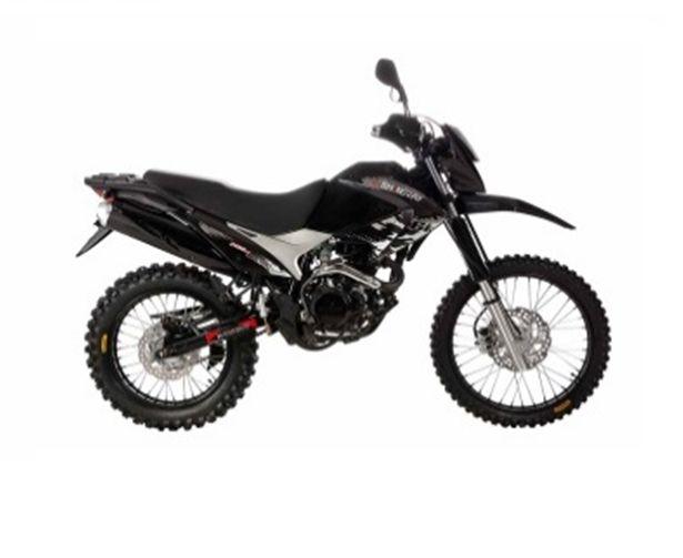 MOTO SHINERAY XY250GY6A AVENTURE ATACAMES