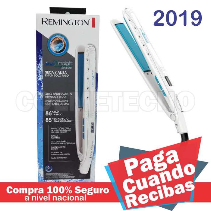 Plancha Remington Original Wet 2 Straight Sales De Mar