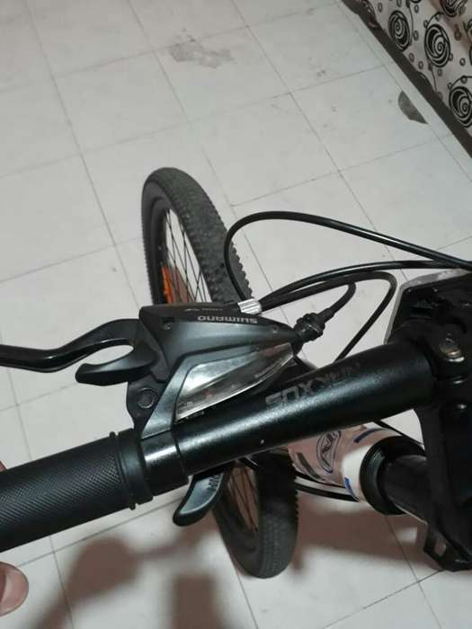 Bicicleta Nakxus Rin 27.5 10/10