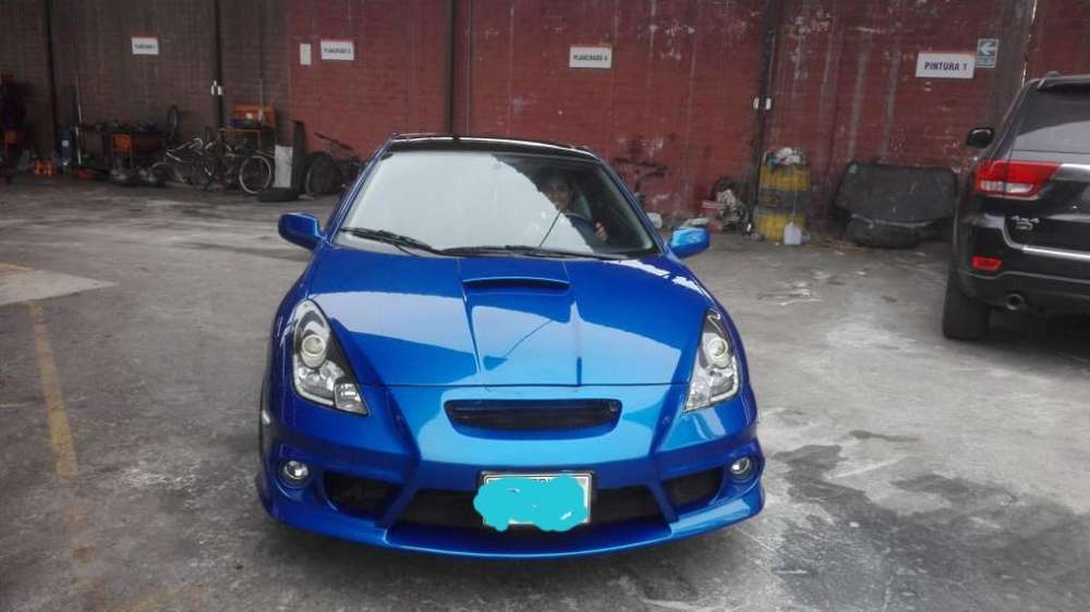 Toyota Celica 2004 - 0 km