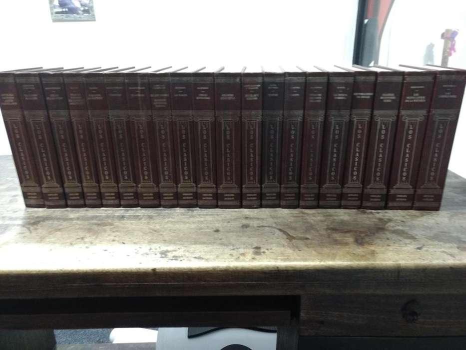 Colección de libros clásicos
