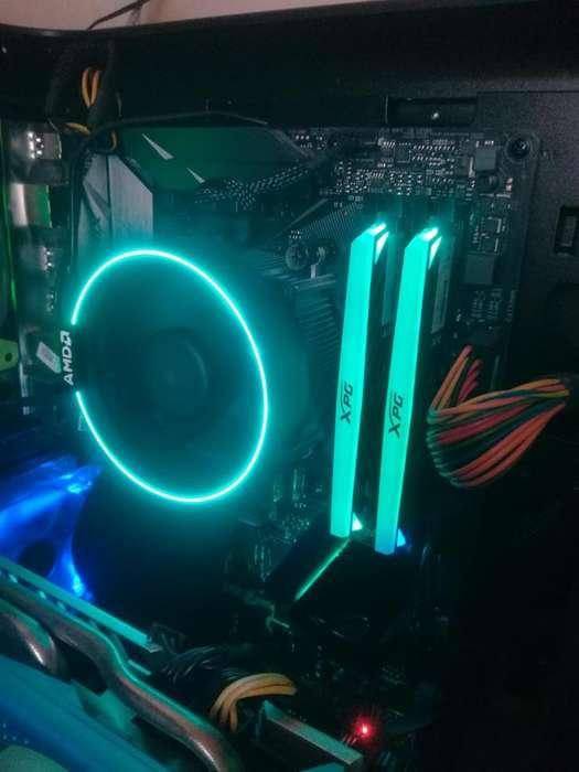Ram ddr4 16 gigas 2x8 XPG SPECTRIX D41 RGB
