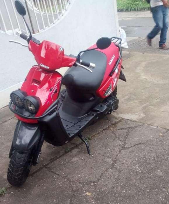 Yamaha Wibis 100 Modelo 2006 Solo Target