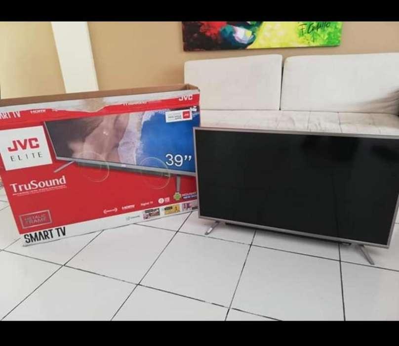 Smart Tv Jvc 39'' Pulgadas