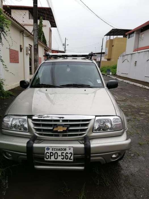 Chevrolet Grand Vitara 2007 - 256000 km