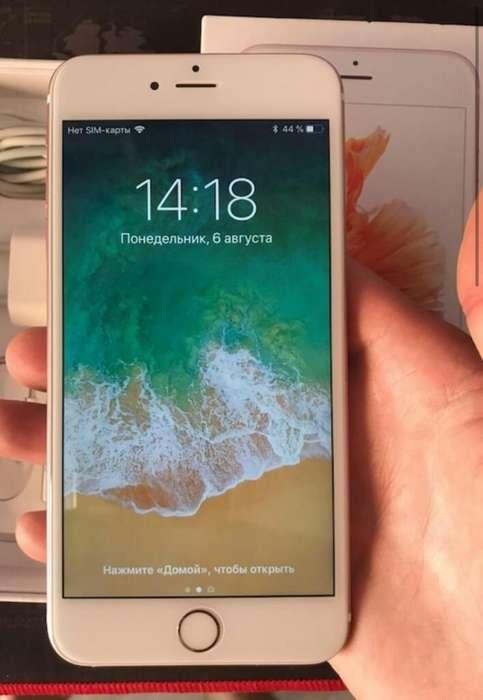 iPhone 6s Plus 64gb Libre Completo