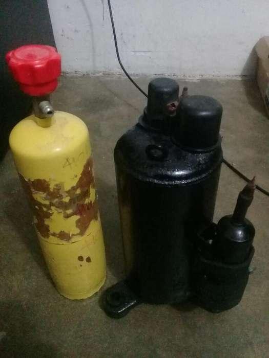 Unidad de Aire Y Pipeta con Un Kilo de G
