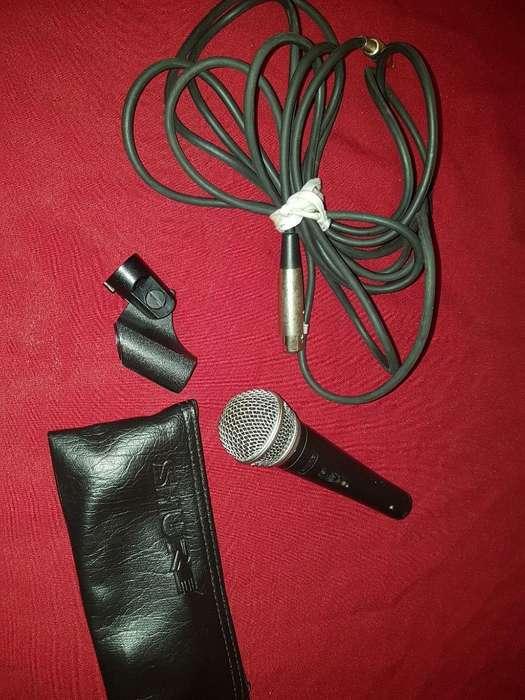 Micrófono Shure A14