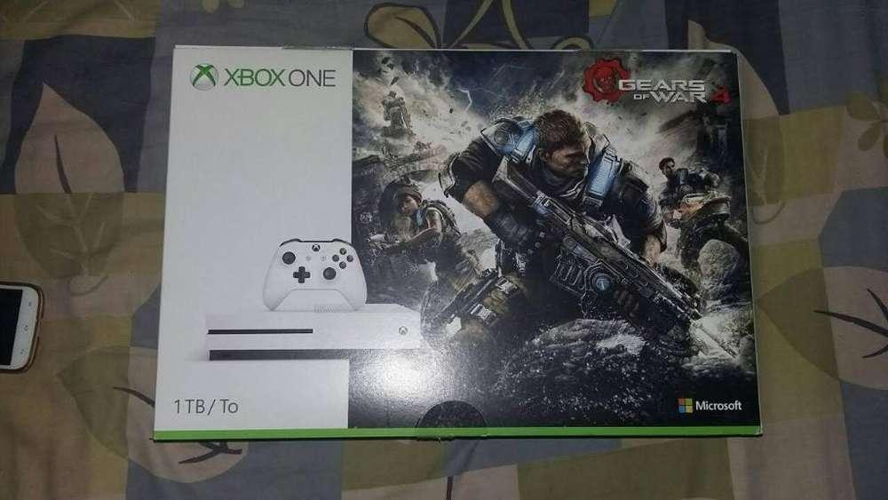 Xbox One S de 1tb Como Nuevo 1'100.000
