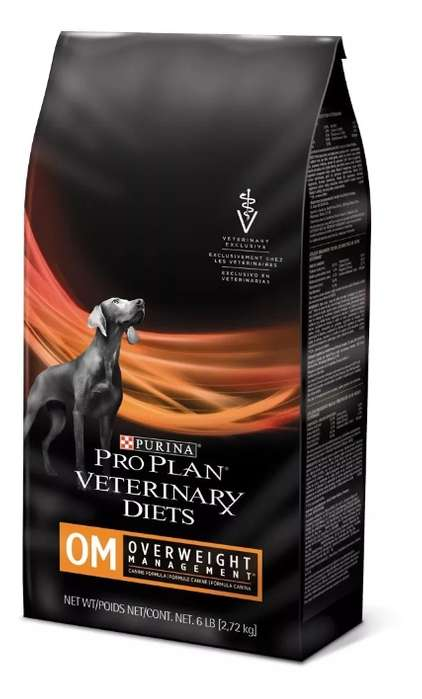 Proplan Veterinary Diet Om Alimento Concentrado <strong>perro</strong> 2.72kg
