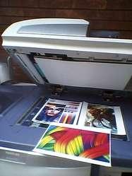 Impresión de libros Y escaner de documentos