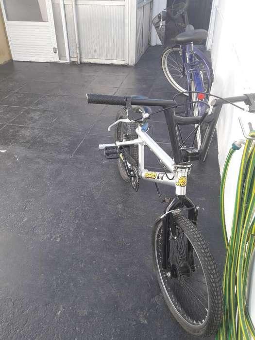 Bicicleta Marca Asfalto de Salto