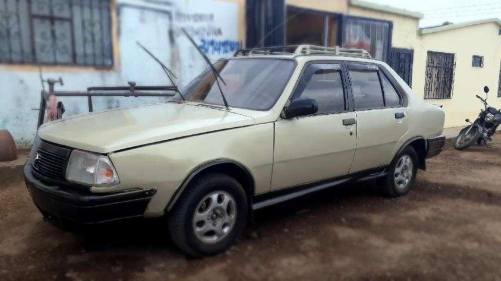 <strong>renault</strong> R18 1985 - 0 km